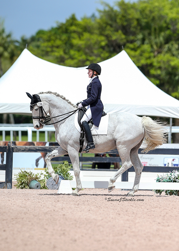 Sir Jearly and Jules 2017 Global Dressage 600x840